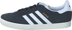 Gazelle J Core Black/Ftwr White/Gold Met