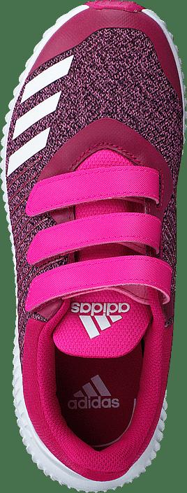 adidas Sport Performance - Fortarun Cf K Shock Pink S16/Ftwr White/Bold