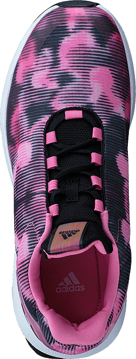 adidas Sport Performance - Rapidarun Uncaged K Core Black/Silver Met./Easy Pi