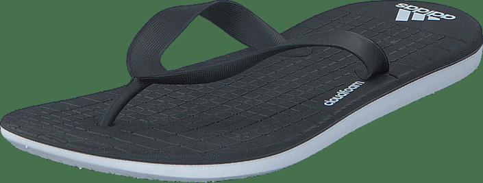 Herr Adidas Tofflor Sandaler Skor Sport Duramo Slide Black 1