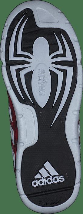 adidas Sport Performance - Marvel Spider-Man K Scarlet/Ftwr White/Core Black