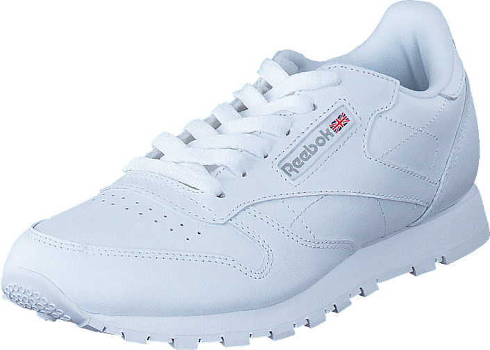 Classic Leather White 1