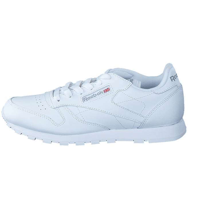 a65d135baecdee Buy Reebok Classic Classic Leather White-1 White Shoes Online ...