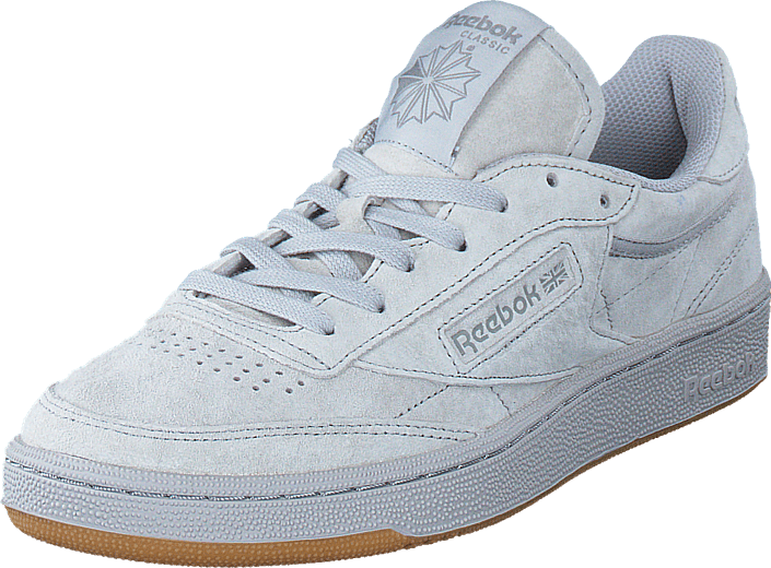 0a62abccee85 Buy Reebok Classic Club C85 TG Steel Carbon-Gum blue Shoes Online ...