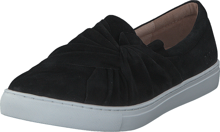 Daylily Slip-in bow Black