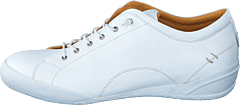 Lantana Wedge White