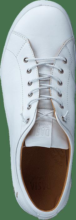 Dasia - Lantana Wedge White