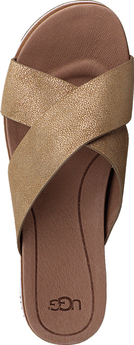 UGG - Kari Metallic Gold