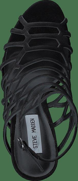 Slithur Black Nubuck