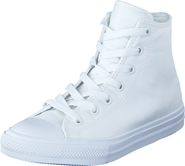 Chuck Taylor All Star 2 Hi Kids White