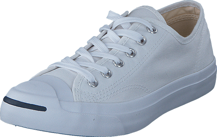 070870f2dbe739 Buy Converse Jack Purcell Canvas White White blue Shoes Online ...
