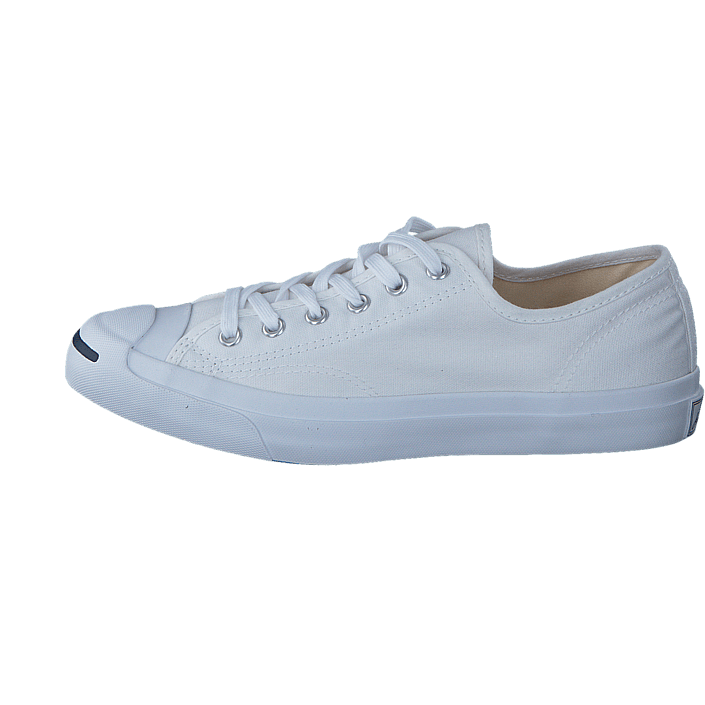 Jack Purcell Canvas WhiteWhite