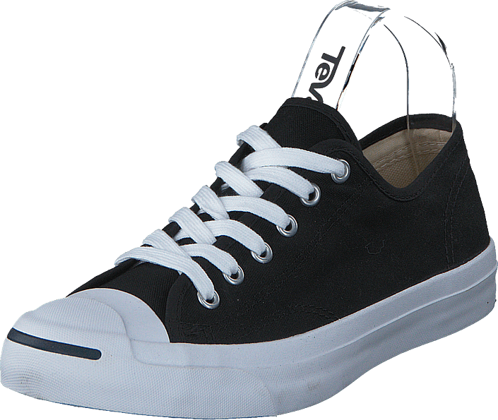8dddb319e8d Buy Converse Jack Purcell Canvas Black White black Shoes Online ...