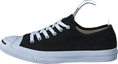 Jack Purcell Canvas Black/White