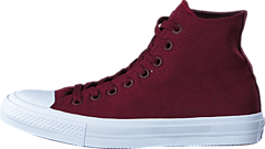 All Star II Hi Deep Bordeaux