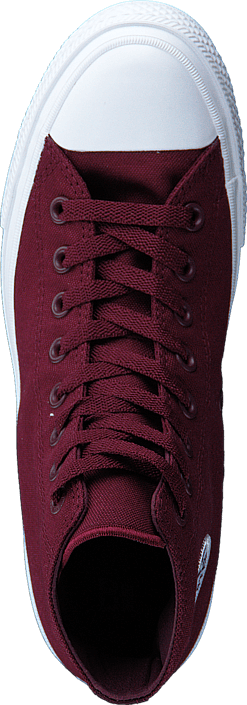 Converse - All Star II Hi Deep Bordeaux