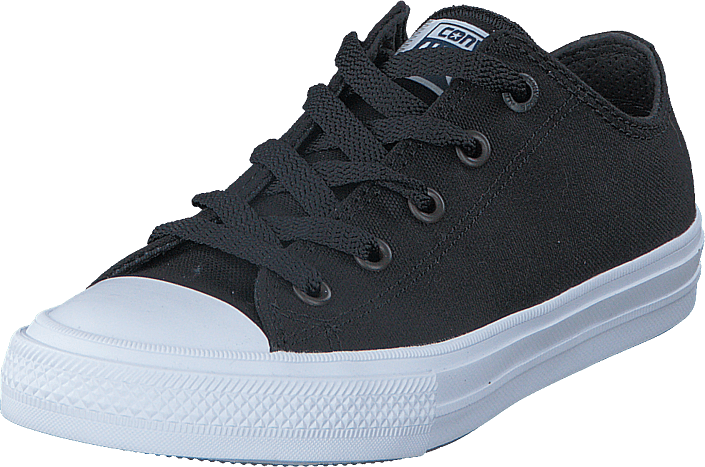 Converse - All Star II Ox Black