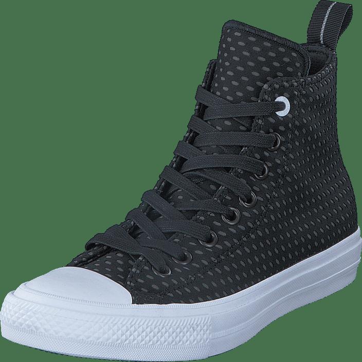 Converse - Chuck Taylor II Hi Shield Black/Thunder/White