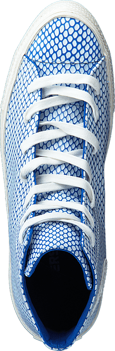 Converse - All Star Gemma Hi Snake Leath Soar