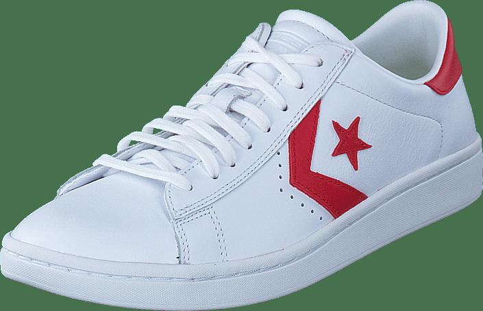 3ec4c88e3659 Buy Converse Pro Leather LP Ox White Casino white Shoes Online ...