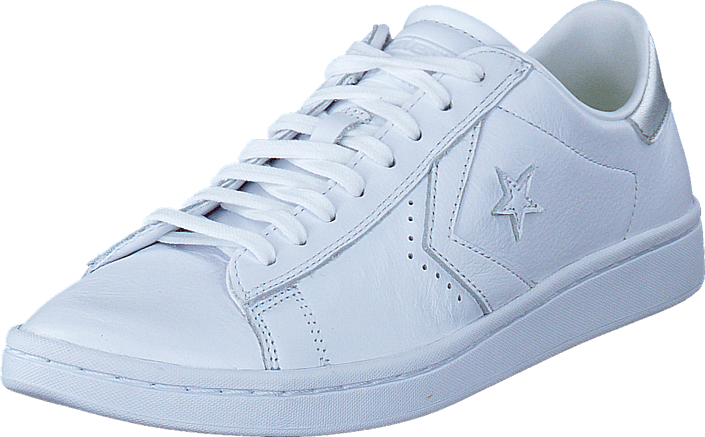 Converse - Pro Leather LP Ox White/Silver