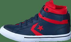 Converse - Pro Blaze Hi Leather Athletic Navy Casino c208aea645