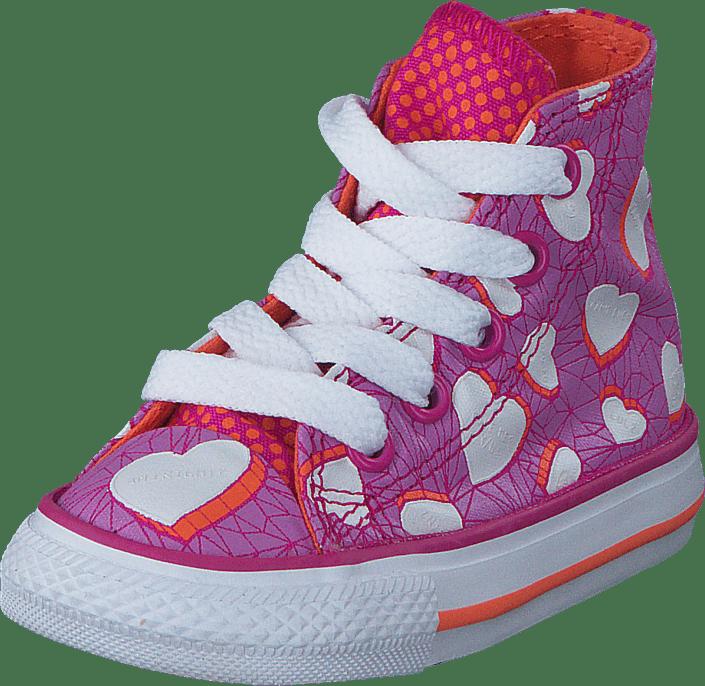 Converse - All Star Hi Valentine's Purple/Magenta