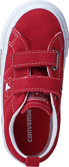 Converse - One Star 2V Suede Red