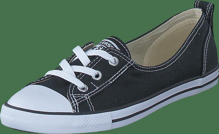 Converse - Chuck Taylor Ballet Lace Black