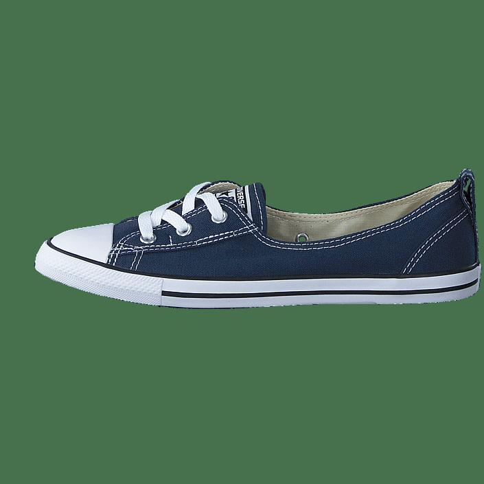 Navy Sko Chuck Blå Ballet Og Sportsko Converse Lace Kjøp Sneakers Online Taylor CxAqXTfw