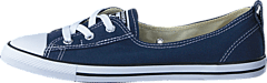 Chuck Taylor Ballet Lace Navy