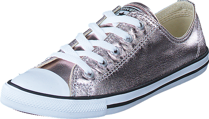 09b00d287731 Buy Converse CTAS Dainty Ox RoseQuartz Black White grey Shoes Online ...