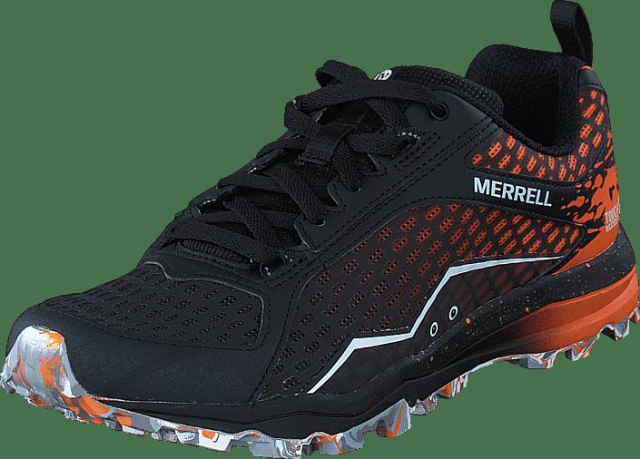 Merrell - All Out Crush Tough Mudder M Orange