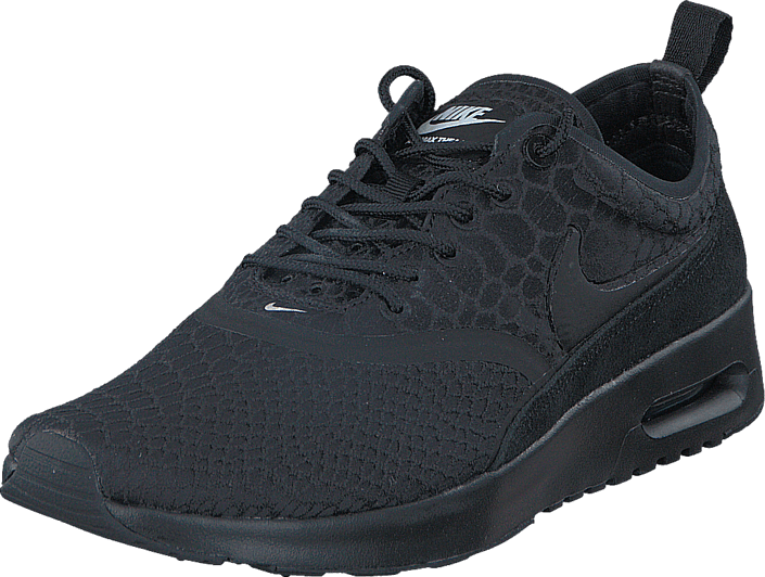 the best attitude f983e f6d56 Nike - W Nike Air Max Thea Ultra Se Black Black White