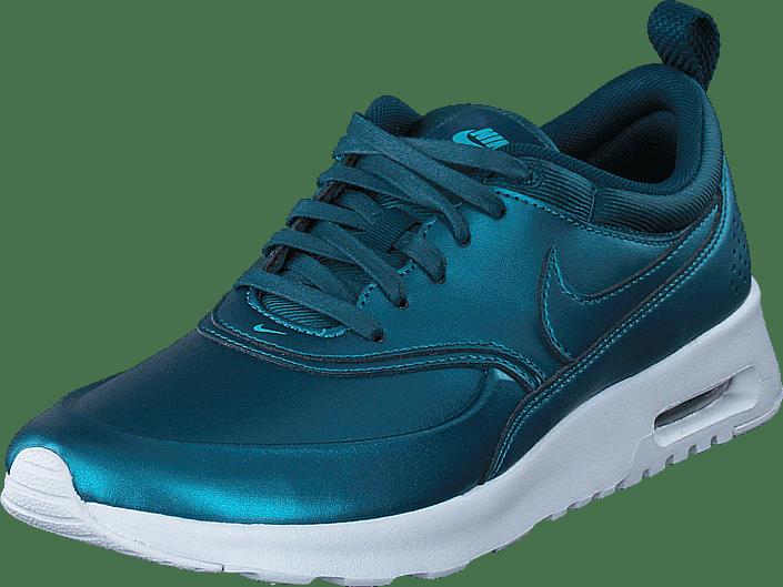 Im Online Shop: Air Max Thea Schwarz | Nike Schuhe Türkis