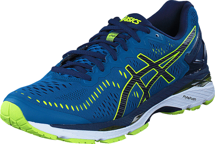 Asics - Gel Kayano 23 Thunder Blue/Safety Yellow