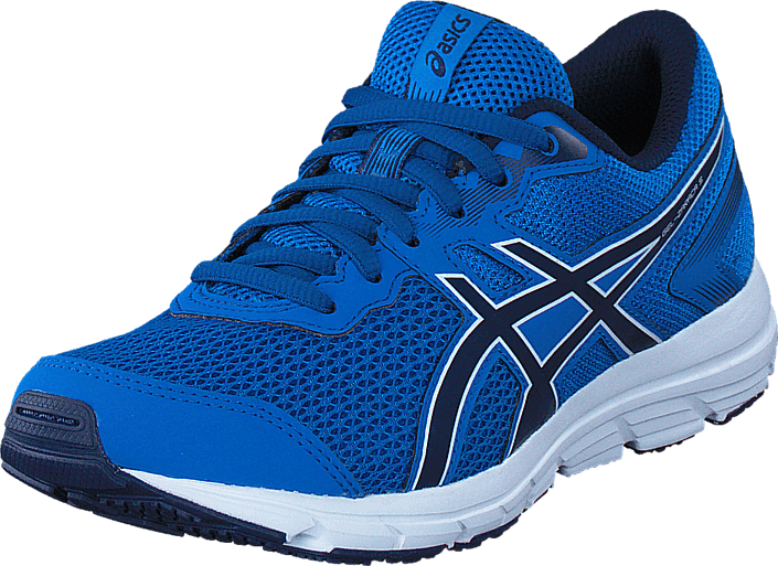 572d922761b5 Buy Asics Gel Zaraca 5 Gs Electric Blue Indigo Blue blue Shoes ...