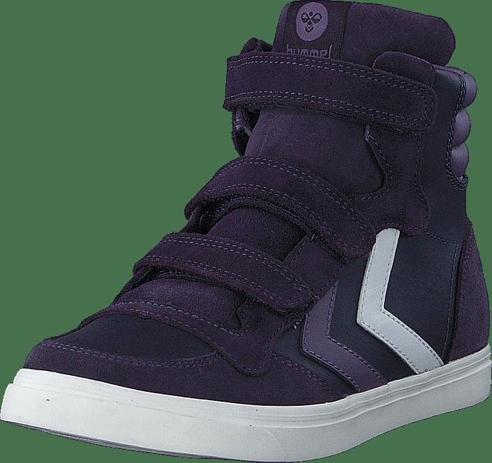 Hummel - Stadil Leather Jr Nightshade