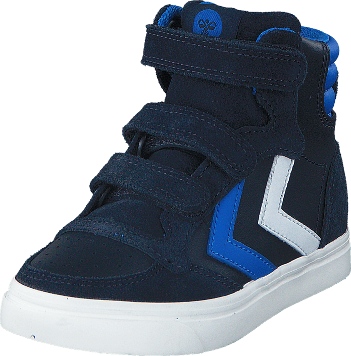 Hummel - Stadil Leather Jr Total Eclipse