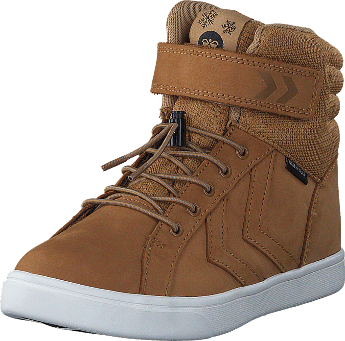 Hummel - Splash Mid Jr Waterproof Apple Cinnamon