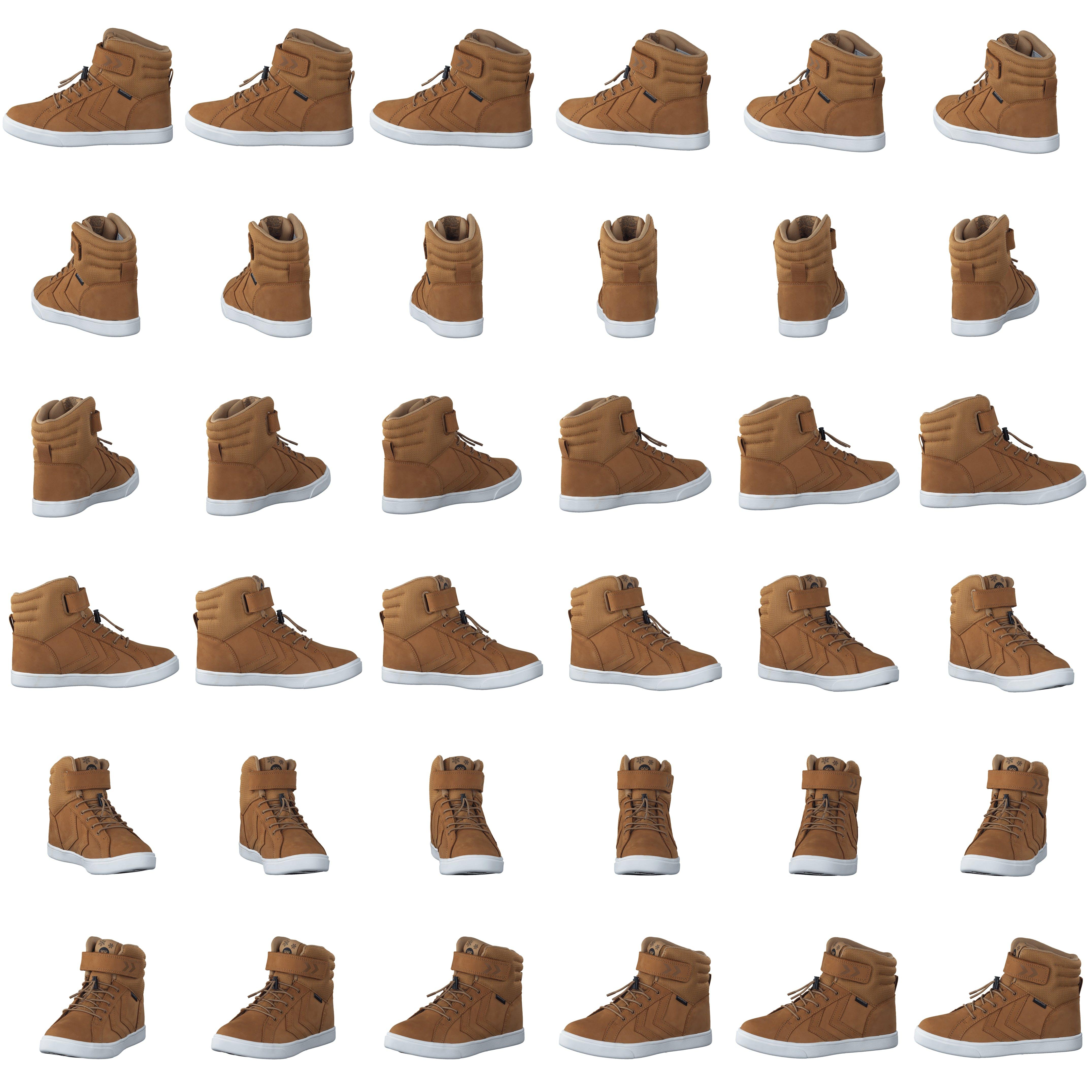 Kjøp Hummel Splash Mid Jr Waterproof Apple Cinnamon sko