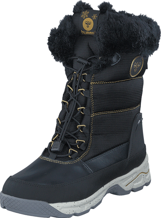Hummel - Snow Boot Jr Waterproof Black