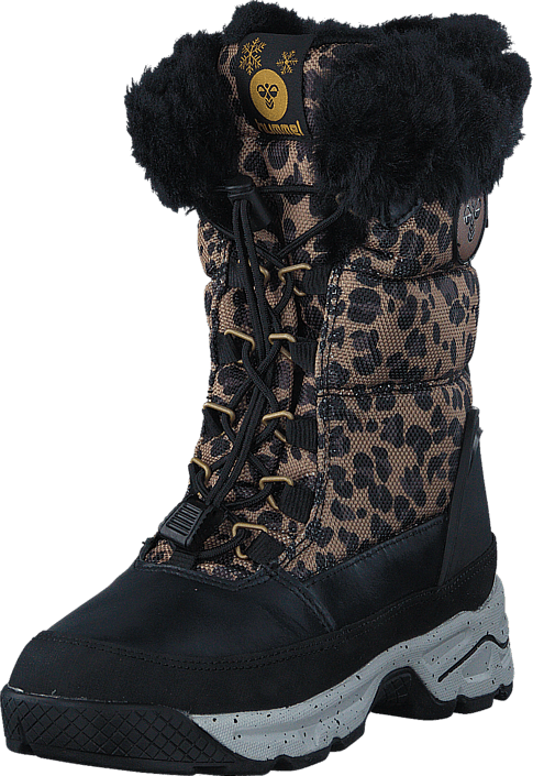 Hummel - Snow Boot Leo Jr Waterproof Black