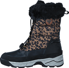 Snow Boot Leo Jr Waterproof Black
