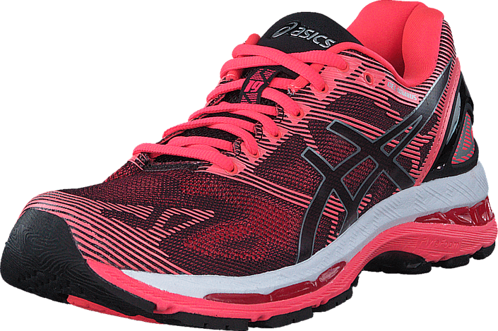 bec7b2a0dec Buy Asics Gel Nimbus 19 Black Silver Diva Pink pink Shoes Online ...