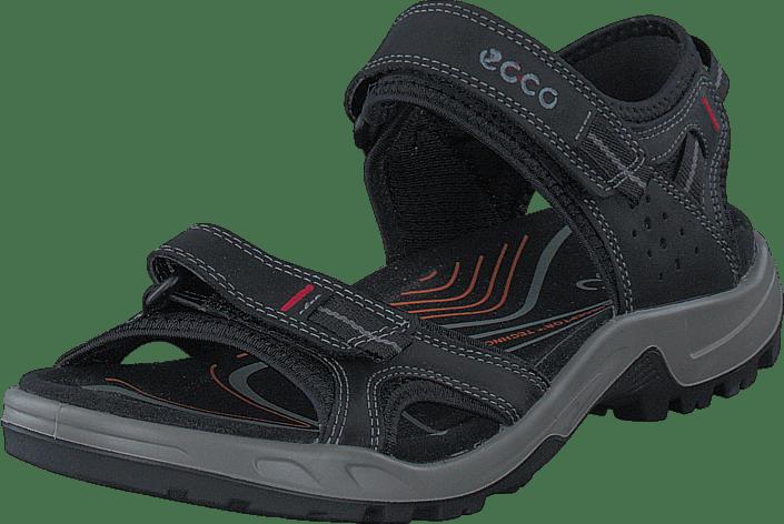 Offroad Tulum Sandal Black