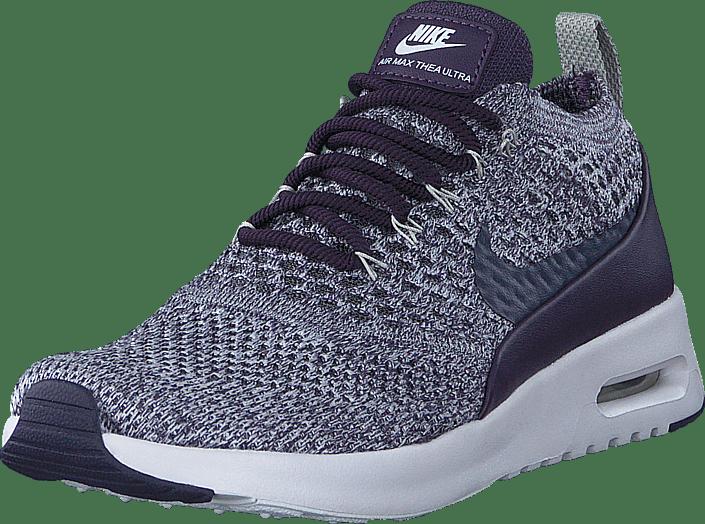 Nike - W Air Max Thea Ultra Fk Dk Raisin/Dk Raisin-White