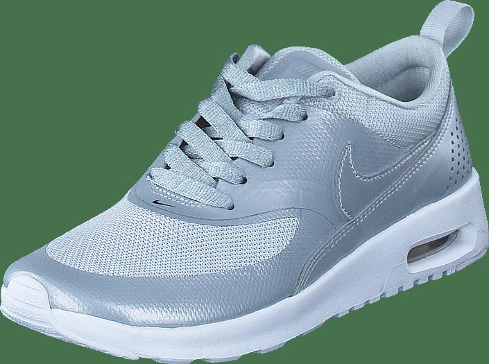 Nike Air Max Thea Se GG Mtlc Platinum/Mtlc Platinum-Pu