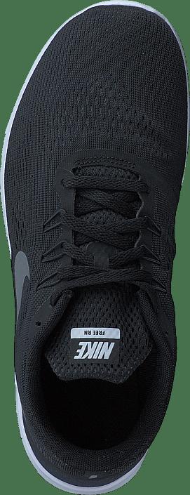 Nike - Nike Free Run (Gs) Black/White