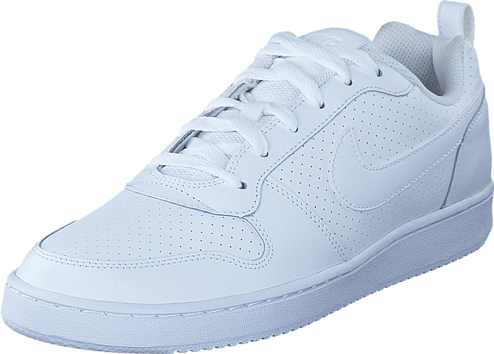 promo code 92104 85dec Nike - Court Borough Low WhiteWhite